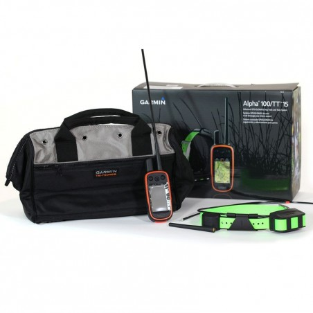 Pack Garmin Alpha 100 + TT15