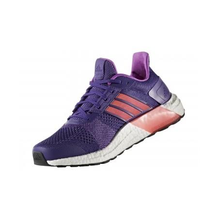 Chaussures de Running Femme adidas running ULTRA BOOST ST Violet