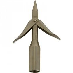 Pointe de flèche de chasse sous-marine Mini Mig pour flèche 6,5mm