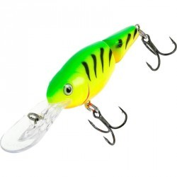 LEURRE PÊCHE DES CARNASSIERS JOINTED SHAD RAP 50 FT