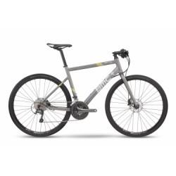 Vélo de Ville BMC Alpenchallenge AC02 Shimano Tiagra 10V Gris / Jaune 2017