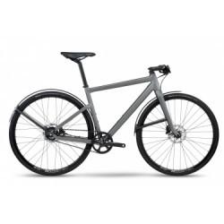 Vélo de Ville BMC Alpenchallenge AC01 Shimano Alfine 11v Courroie Gris 2018