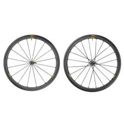 Paire de roues MAVIC 2017 R-Sys SLR Exalith Shimano/Sram Yksion Pro 23mm