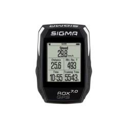 Compteur GPS SIGMA ROX 7.0 Noir