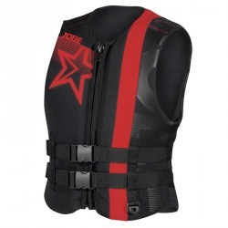 Gilet sports tractés homme JOBE Progress Neo Red (ISO)