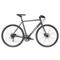Vélo de Ville Trek Zektor 2 Shimano Claris 8V Gris 2018