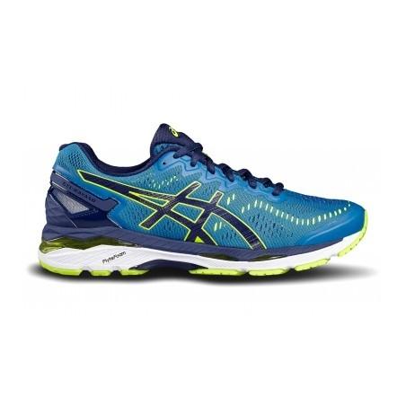 Chaussures de Running Asics Gel Kayano 23 Bleu / Jaune