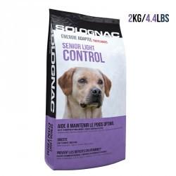 Alimentation chien senior Light Control 2kg