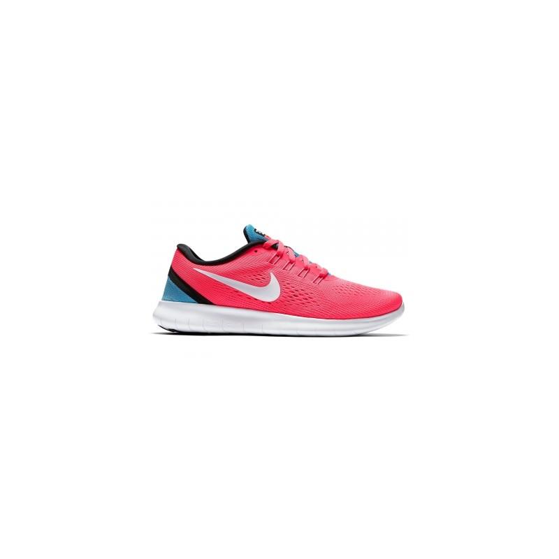 2016 De Rn Running Chaussures Free Nike Rose Test Avis Femme 7q688R