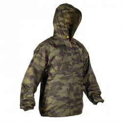 Veste imperméable light 100 CAMO-HT