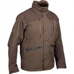 Veste imperméable Renfort 900 marron