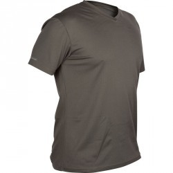 Tee shirt manches courtes respirant 100 vert