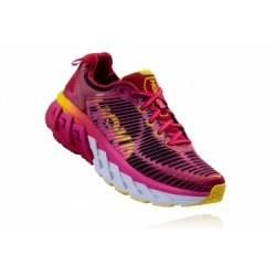 Chaussures de Running Femme Hoka One One Arahi Rose