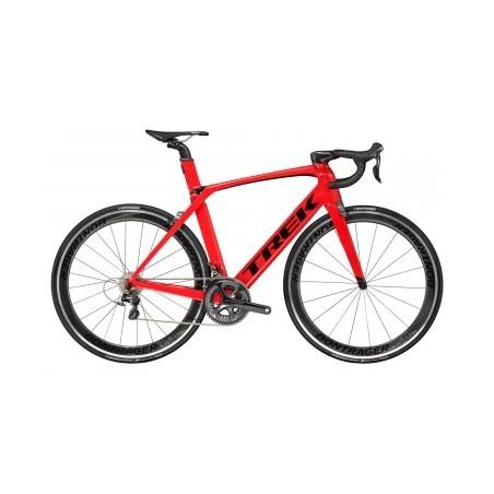 Vélo de Route Trek Madone 9.2 Shimano Ultegra 11V 2017 Noir / Rouge