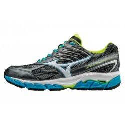 Chaussures de Running Mizuno Wave Paradox 3 Noir / Bleu