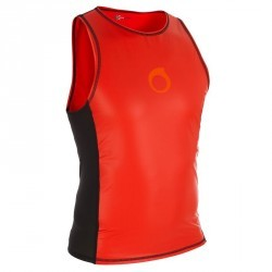 GILET Antifreezing  coupe vent  Rouge.