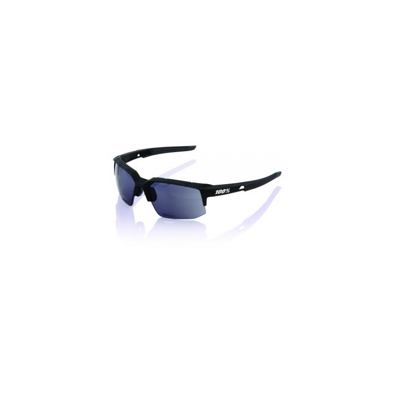 634205270c Avis   test - Lunettes 100% SpeedCoupe LL Soft Tact Noir - 100% - Prix