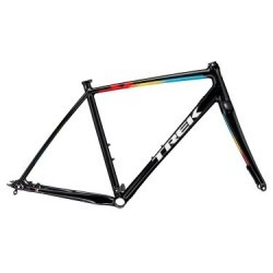 Kit Cadre/Fourche Cyclo-cross TREK Crockett 5 Disc 2018 Noir