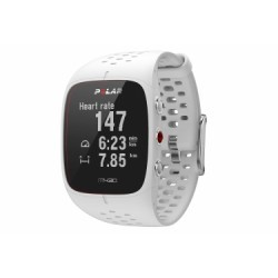 Montre GPS Polar M430 Blanc