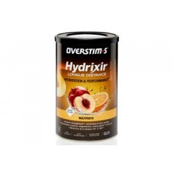 Boisson Énergétique Overstims Hydrixir Longue Distance Multifruits 600g