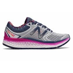Chaussures de Running Femme New Balance Fresh Froam 1080 V7 Gris
