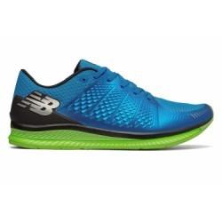 Chaussures de Running New Balance Vazee Fuel Cell Bleu / Vert