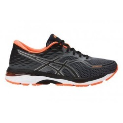 Chaussures de Running Asics Gel-Cumulus 19 Noir / Orange