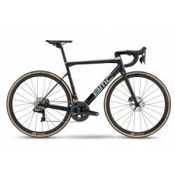 Vélo de Route BMC Teammachine SLR01 Shimano Ultegra Di2 11V 2018 Noir / Gris