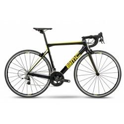 Vélo de Route BMC Teammachine SLR01 TWO Sram Red 22 2018 Noir / Jaune