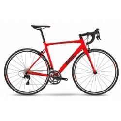 Vélo de Route BMC Teammachine ALR01 Shimano 105 11V 2018 Rouge / Noir / Gris