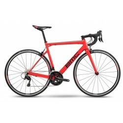 Vélo de Route BMC Teammachine SLR03 Shimano 105 11V 2018 Rouge / Noir / Gris