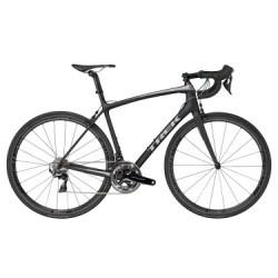 Vélo de Route Trek Emonda SLR 8 Shimano Dura Ace 11V 2018 Noir / Gris