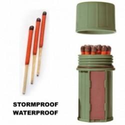 Boîte étanche allumettes étanches UCO Stormproof Match Kit