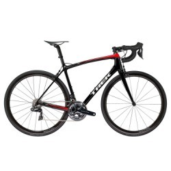 Vélo de Route Trek Emonda SLR 9 Shimano Dura Ace Di2 11V 2018 Noir / Rouge
