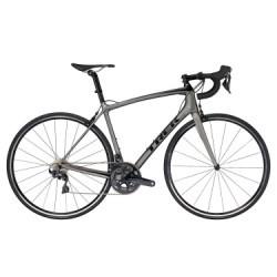 Vélo de Route Trek Emonda SLR 6 Shimano Ultegra 11V 2018 Gris / Noir