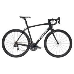 Vélo de Route Trek Domane SL 7 Shimano Ultegra Di2 11V 2018 Noir / Noir