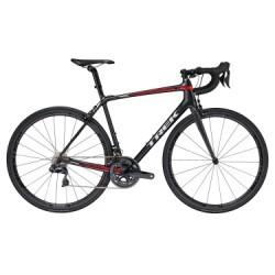 Vélo de Route Trek Emonda SL 7 Shimano Ultegra Di2 11V 2018 Noir / Rouge