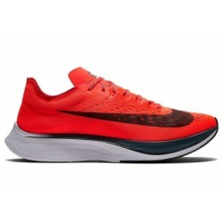 Chaussures de Running Nike Zoom Vaporfly 4% Noir / Orange