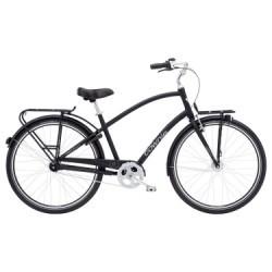Vélo de Ville Electra Townie Commute 7i Shimano Nexus 7V Noir 2018