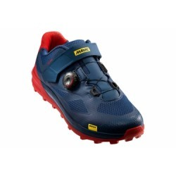 Chaussures VTT Mavic XA Pro Bleu Rouge