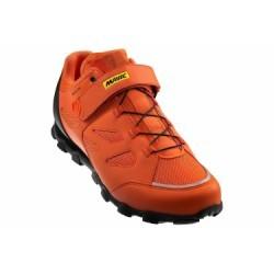 Chaussures VTT Mavic XA Elite Orange Noir