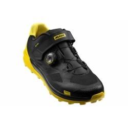 Chaussures VTT Mavic XA Pro Noir Jaune