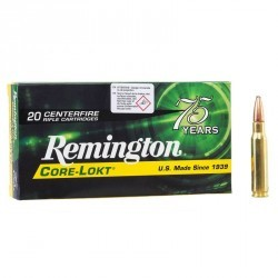 REMINGTON 308 SP 150grainsX20