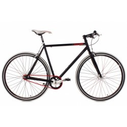Fixie 28´´ Essence noir KS Cycling