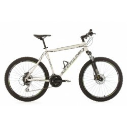 VTT semi-rigide 26´´ GXH blanc TC 51 cm KS Cycling