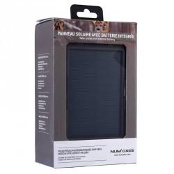 Panneau solaire avec batterie intégrée