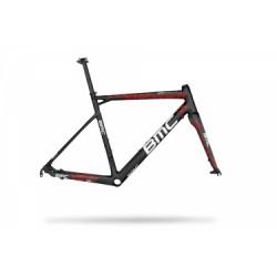 Kit Cadre Cyclocross BMC 2017 Crossmachine CX01 Noir Rouge