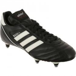 Chaussure football adulte Kaiser Cup SG noir