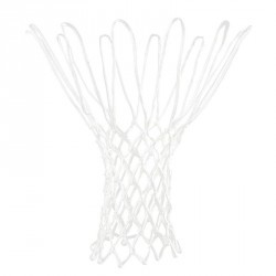 Filet basketball 6mm blanc