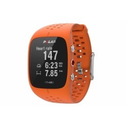Montre GPS Polar M430 Orange